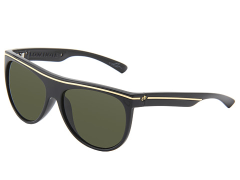 Electric Eyewear - Low Note (Fools Gold/Melanin Grey) Sport Sunglasses