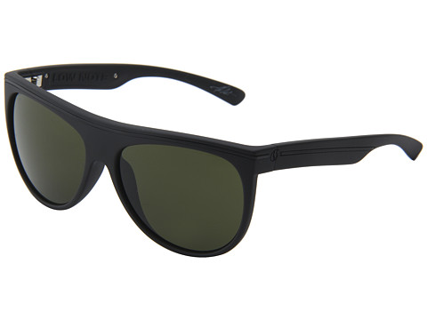 Electric Eyewear - Low Note (Matte Black/Melanin Grey) Sport Sunglasses