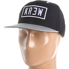 SALE! $14.99 - Save $9 on KR3W Locker Patch Snap (Black Silver) Hats - 37.54% OFF $24.00