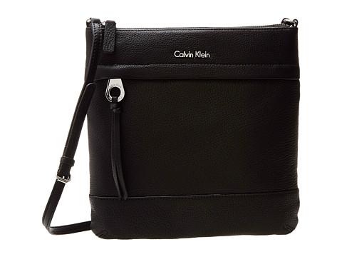 Calvin Klein - Key Item Lt Crossbody (Black) Cross Body Handbags