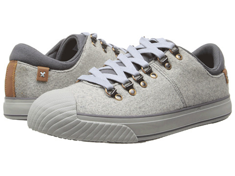 Dr. Scholl's - Vienna (Light Grey) Women's Lace up casual Shoes