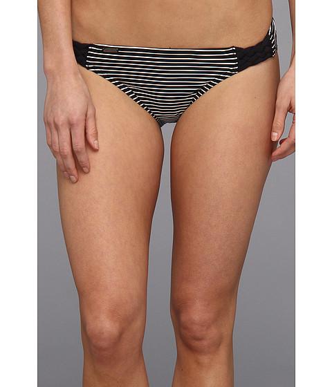 Lole - Malta Bikini Bottom (Sahari Black/White) Women's Swimwear