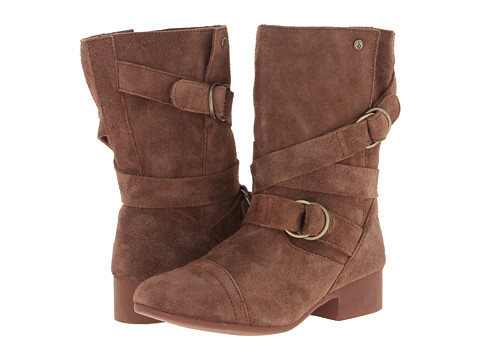 Volcom - Chic Flick Boot (Brown) Women's Boots