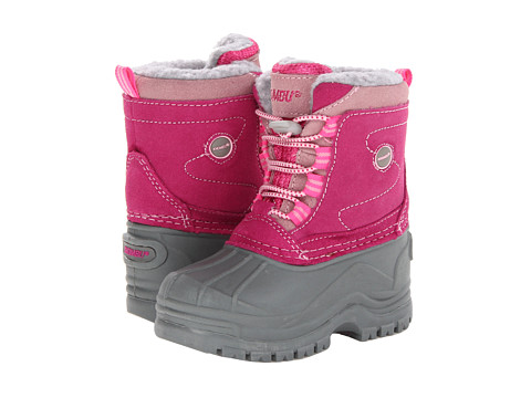 Khombu Kids - Lil Scoot (Toddler/Little Kid) (Fuchsia) Girls Shoes