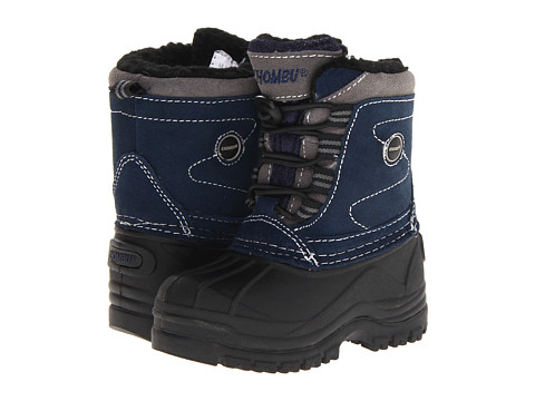 Khombu Kids - Lil Scoot (Infant/Toddler) (Navy) Boys Shoes