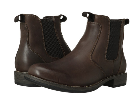 Eastland - Daily Double (Dark Brown 2) Men's Pull-on Boots