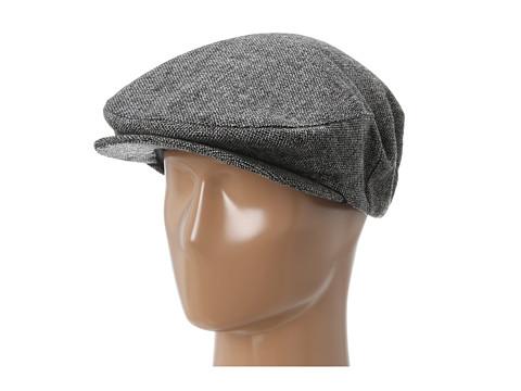 UPC 846240081825 product image for Brixton Barrel Snap Cap (Grey Black) Caps  ... aff7eac814c8