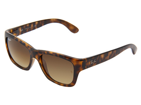 Ray-Ban - RB4194 53mm (Havana) Fashion Sunglasses