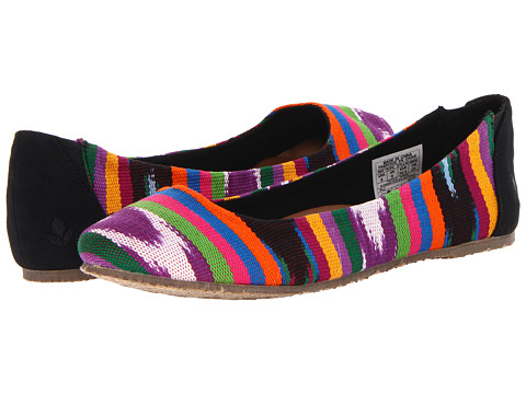 Reef - Tropic (Multi 3) Women's Flat Shoes