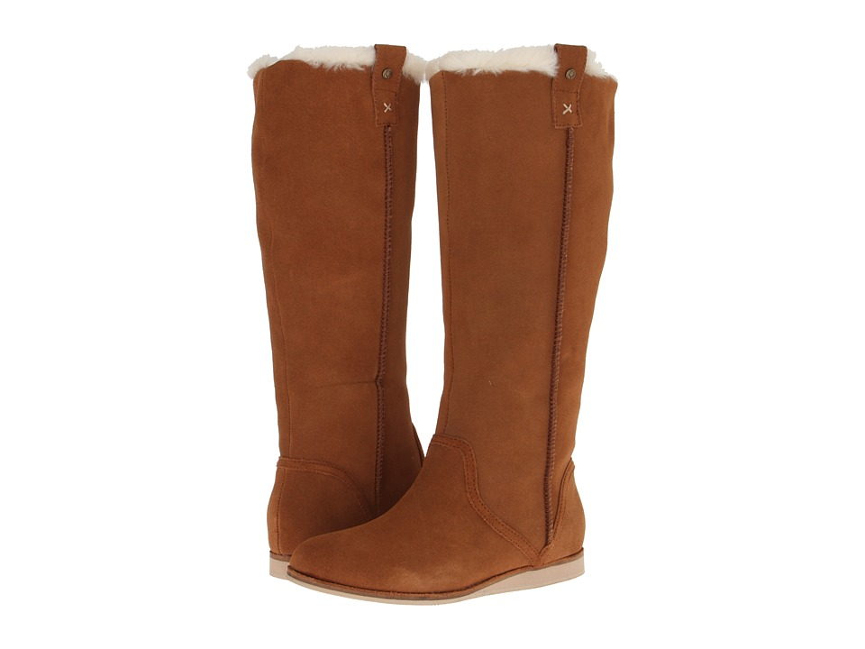 Reef - Reef Winter Moon (Tan) Women's Boots