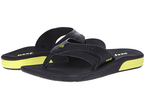 Reef - Phantom Player (Yellow) Men's Sandals