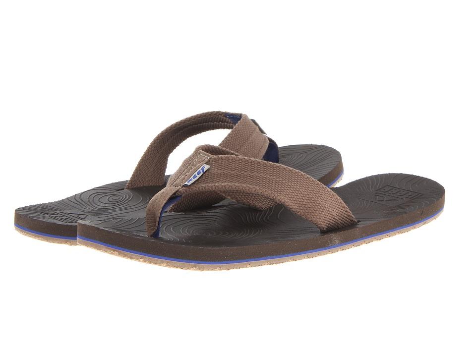 Reef - Reef Zen (Brown) Men's Sandals