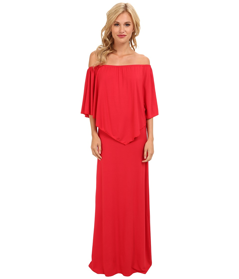 Culture Phit - Ayden Dress (Red) Women's Dress