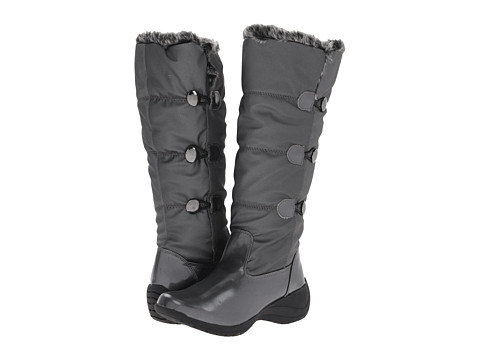 Khombu - Flurry (Pewter) Women's Boots