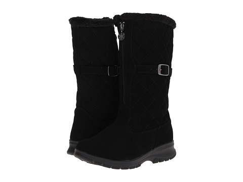 Khombu - Iris (Black) Women's Cold Weather Boots