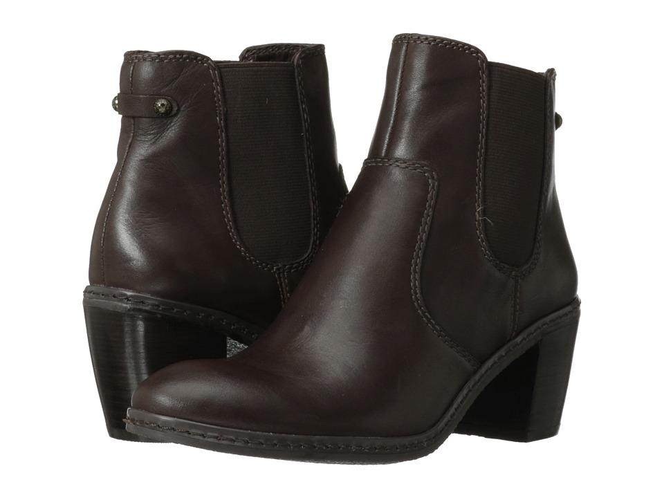Anne Klein - Bunty (Brown Leather) Women