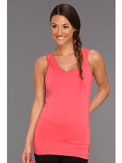 SALE! $17.5 - Save $32 on Reebok Seamless Long Bra Top (Coral Contrast) Apparel - 65.00% OFF $50.00