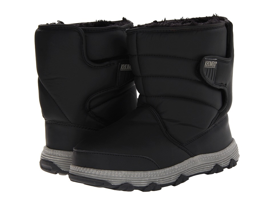Khombu - Wanderer (Black) Women's Boots