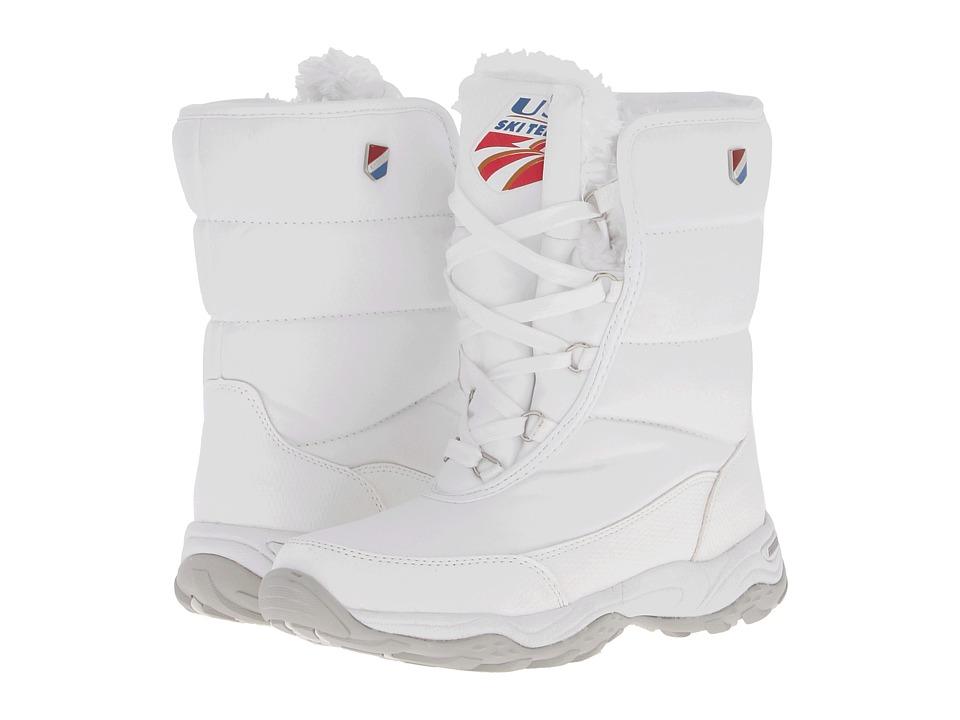 Khombu - Ski Team (White) Women's Boots