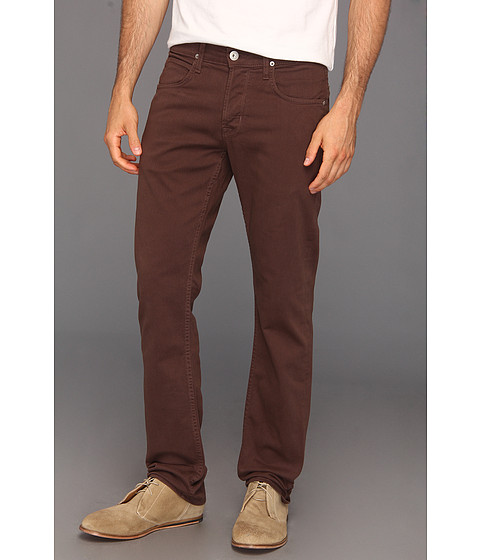 Hudson - Byron Straight Leg in Peat (Peat) Men's Jeans
