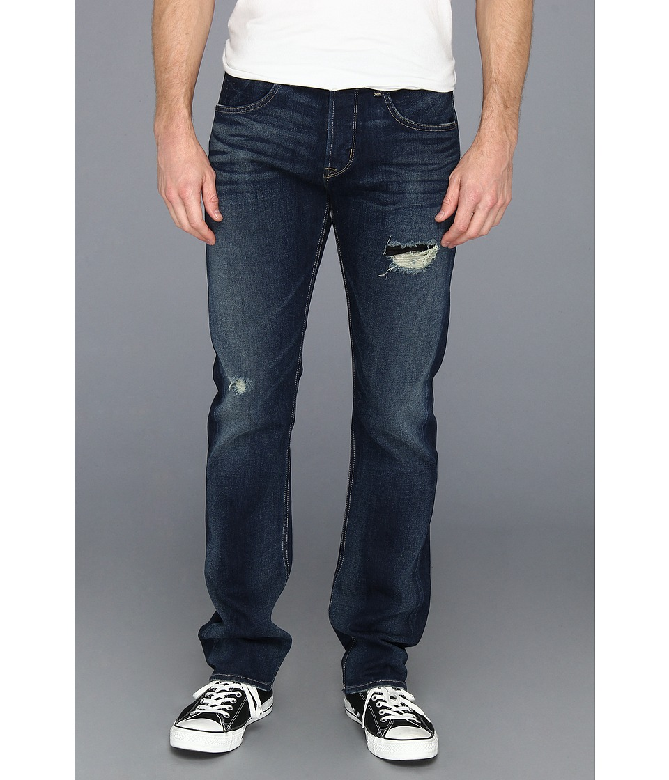 Hudson - Byron Straight Leg Selvage in Union (Union) Men's Jeans
