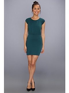 SALE! $56.99 - Save $106 on Susana Monaco Fiona Dress (Deep Teal) Apparel - 65.04% OFF $163.00