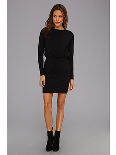SALE! $84.99 - Save $126 on Susana Monaco Clemence Dress (Black) Apparel - 59.72% OFF $211.00