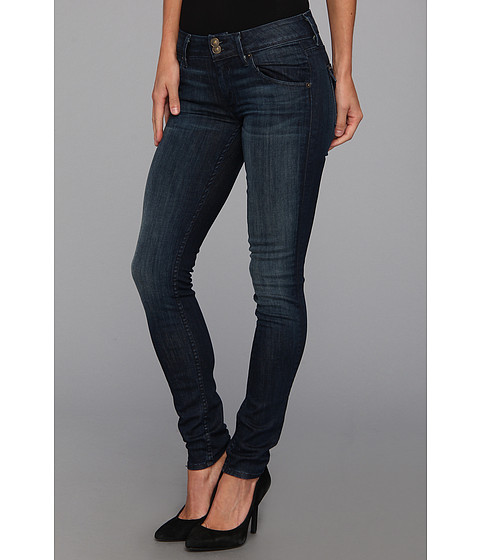 Hudson - Collin Mid-Rise Skinny in Siouxie (Siouxie) Women's Jeans
