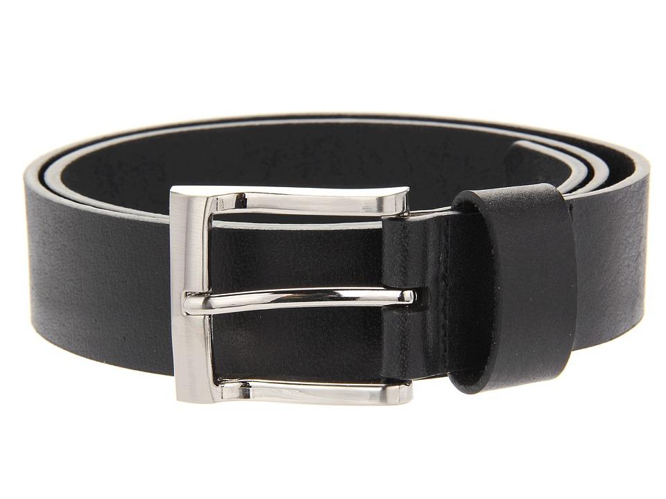 Florsheim - 1190 (Black) Men's Belts