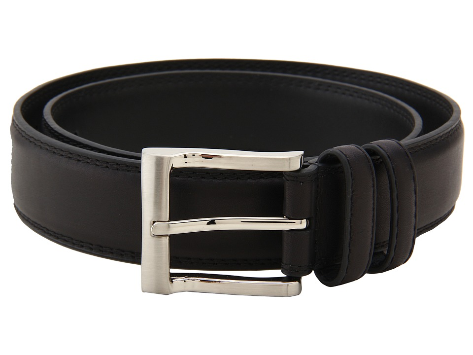 Florsheim - 1180 (Black) Men's Belts