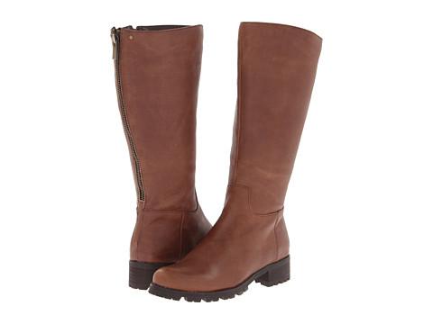 Type Z - Tammy Convertible Wide Calf (Brown Antique Calf) Women's Wide Shaft Boots