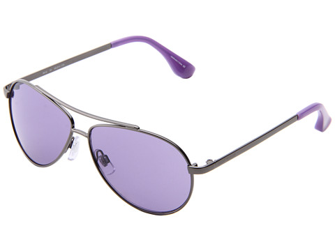 Isaac Mizrahi New York - IM 16 30 (Gunmetal) Metal Frame Fashion Sunglasses