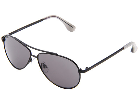 Isaac Mizrahi New York - IM 16 10 (Black) Metal Frame Fashion Sunglasses