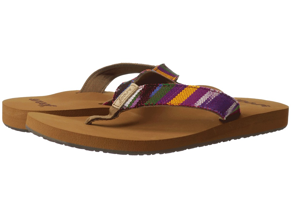 Reef Guatemalan Love (Tan Multi) Women