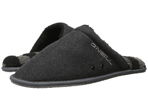 O'Neill - Rico 2 (Heather Grey) Men's Slippers