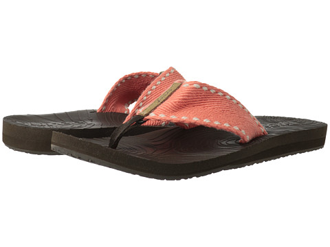Reef - Zen Wonder (Brown/Coral) Women's Sandals