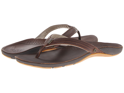 811a633ec344 UPC 637439006879 - Reef Miss J-Bay Flip Flop - Women s Brown Brown 3 ...