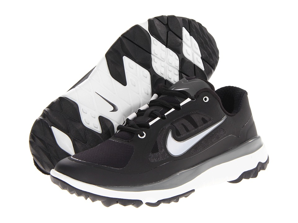 Nike Golf - FI Impact (Black/Metallic Silver/Light BS Grey/Dark BS Grey) Men