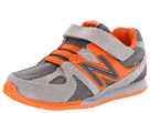 New Balance Kids 543 (Infant/Toddler) (Grey/Orange)
