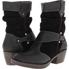 Lassen Charlotte Boot (Black) Footwear