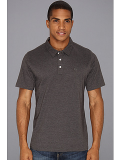 SALE! $16.99 - Save $18 on Quiksilver Seaport S S Polo (Dark Charcoal) Apparel - 51.46% OFF $35.00