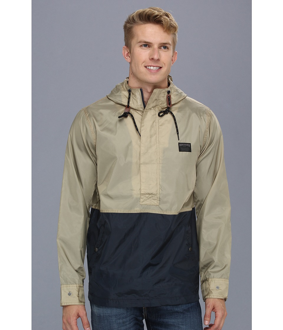 Quiksilver - Wound Up Jacket (Navy) Men