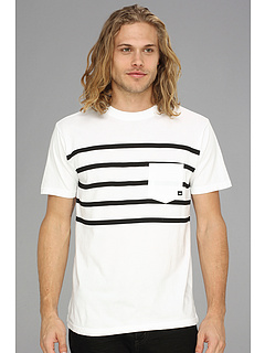 SALE! $16.99 - Save $15 on Quiksilver Trapped MTZ M Tee (White) Apparel - 46.91% OFF $32.00