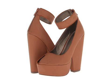 Michael Antonio - Aliza (Cognac) High Heels