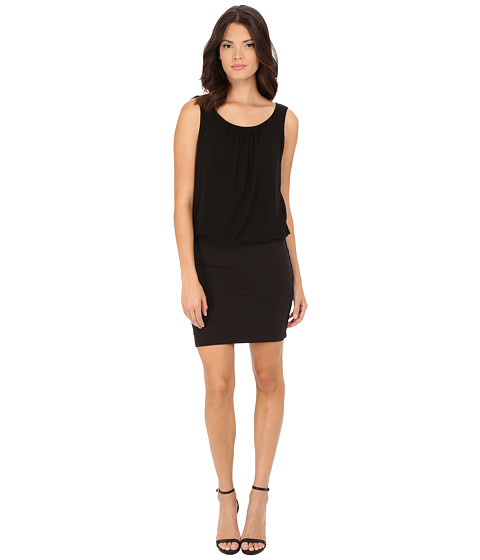 Splendid - Date Night Dress (Black) Women