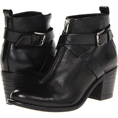 Diesel Chelsea Show Trixy Ankle Boot (Black Leather) Footwear
