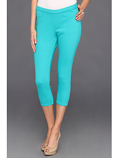 SALE! $20.9 - Save $17 on HUE Denim Capri (Opal) Apparel - 45.00% OFF $38.00