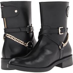 Enzo Angiolini Seona (Black Leather) Footwear