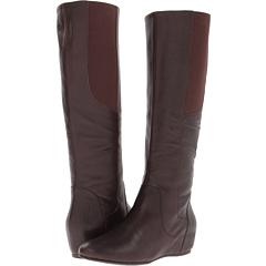 Enzo Angiolini Deanja (Dark Brown Leather) Footwear