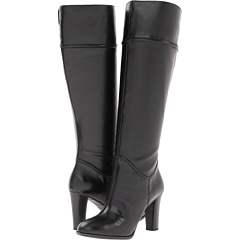 Enzo Angiolini Sabyl (Black Leather) Footwear